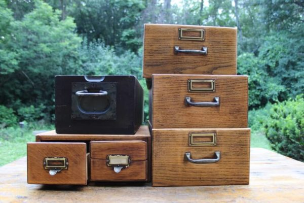 Catalog Drawers