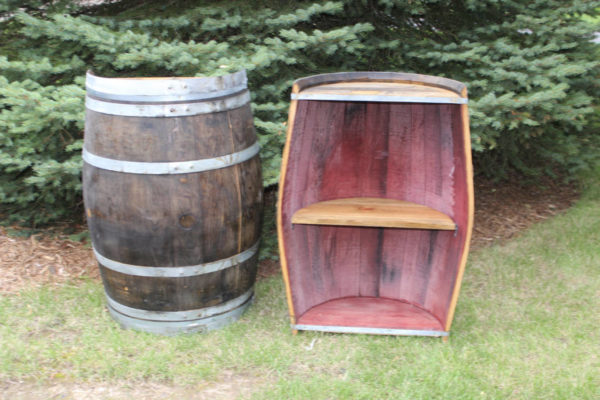 Half Barrels