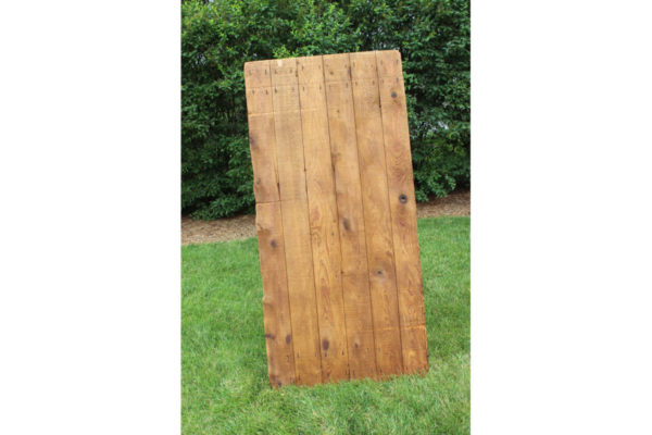 Natural Barn Door