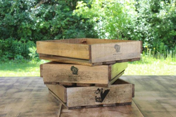 Cheese Crates