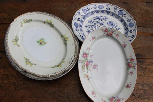 Mismatched Platters