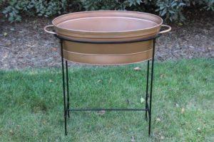 Copper Tub Stand