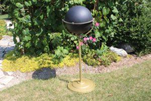 F45: Standing Chalkboard Globe