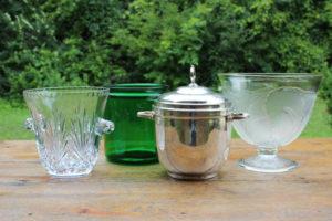 Champagne Buckets - Vintique Rental WI