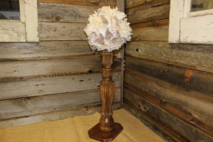 Vintique Rental-Wisconsin Wedding Flower Displays