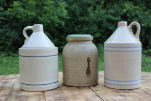 Assorted Stoneware-L