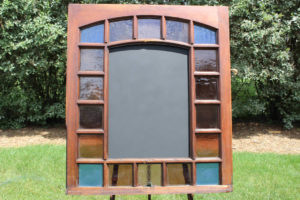 F4: Stained Glass Chalkboard