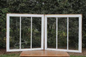 Hinged Window Display