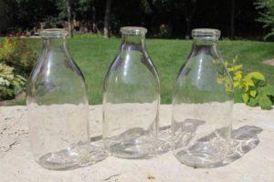 Half Gallon Milk Bottles