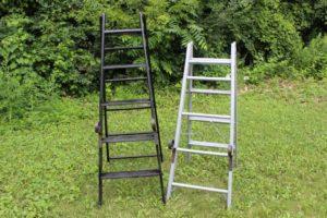 Ladder Easels