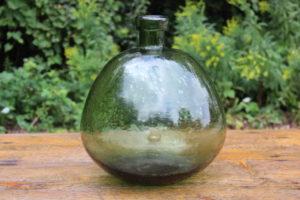 Olive Bubble Vase