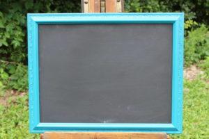 F76: Teal Chalkboard-M