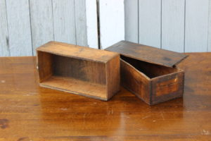 Miscellaneous Crates- S