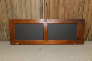 F193: Pantry Door Chalkboard