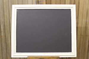 F13: Matte White Chalkboard