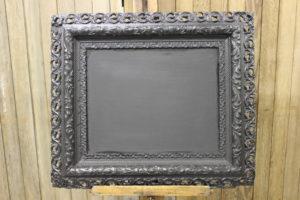 F11: Black Ornate Chalkboard