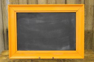 Sunrise Chalkboard