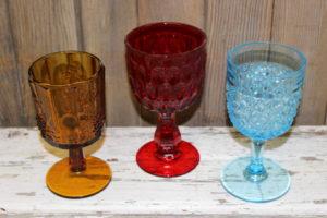 Glass Goblets