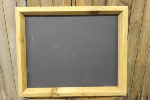 F80: Rough Sawn Chalkboard-M
