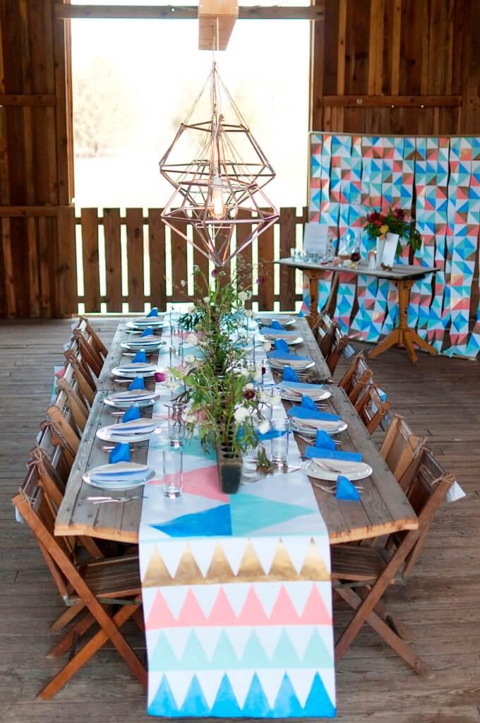 Barn Wood Table & Chairs