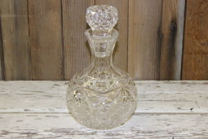 Decanters- Vintique Rental WI
