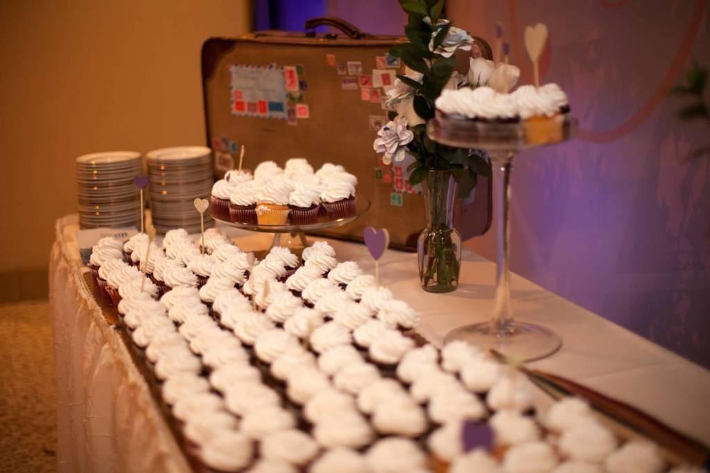 Travel Theme Dessert Table