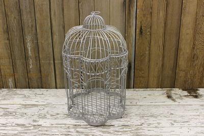 Silver Birdcage