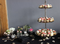 Dessert Station: Photo Credit: Andrea Paradowski Photography