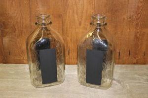 Chalkboard Milk Jugs Vintique Rental-Wisconsin Wedding