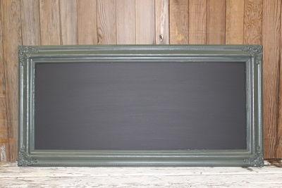 Chalkboard Vintique Rental-Wisconsin Wedding