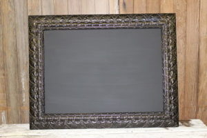 F49: Smoke Gray Chalkboard