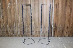 Metal Display Racks Vintique Rental-Wisconsin Wedding