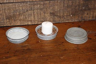 Vintique Rental-Wisconsin Wedding Ball Jar Covers