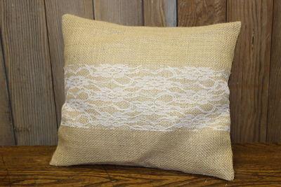 Vintique Rental-Wisconsin Wedding Pillow