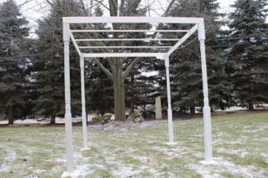 Vintique Rental-Wisconsin Wedding Chuppah