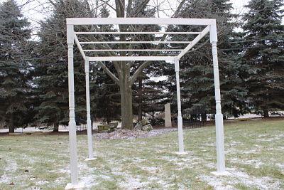 Vintique Rental-Wisconsin Wedding Chuppah