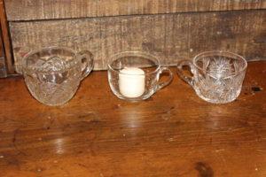 Vintique Rental-Wisconsin Wedding Punch Cups