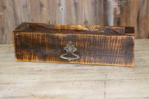 Barn Wood Box w/ Handle