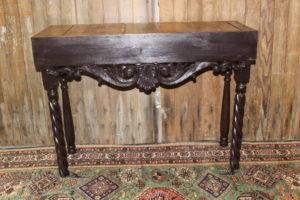 Narrow Wood Table