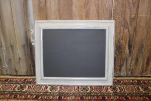 F153: Gray Chalkboard