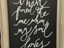 Quote Chalkboard
