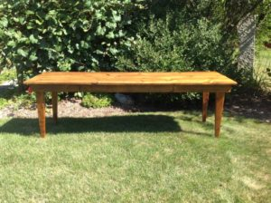 8'ft Harvest Table