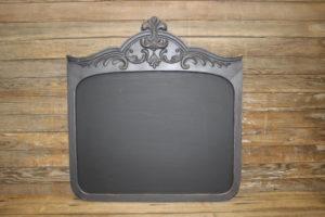 F121 Gray Mirror Chalkboard