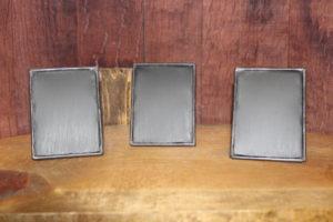 F237: Rolled Edged Chalkboard ID