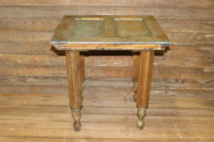 Worn Moroccan Side Table