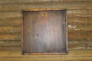 Wood Bee Trays