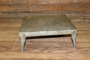 Square Galvanized Tin Riser