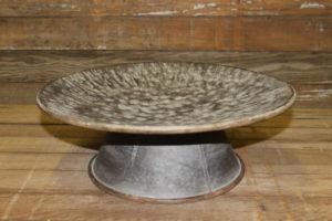 Round Tin Cake Riser