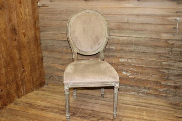 Grey Velvet Chairs