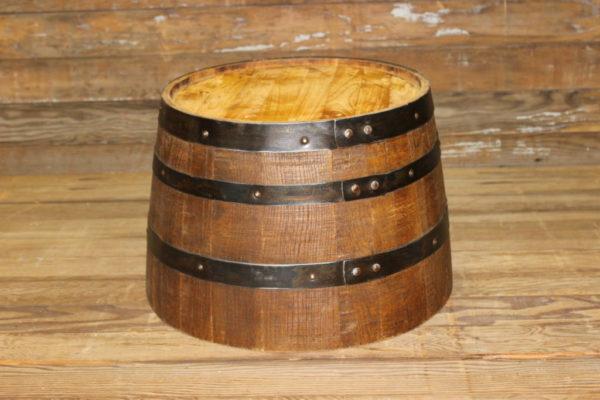 Half Barrel Riser